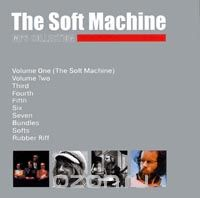 The Soft Machine. MP3 Collection