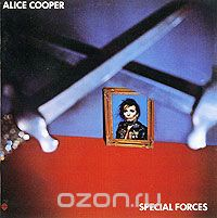 Alice Cooper. Special Forces