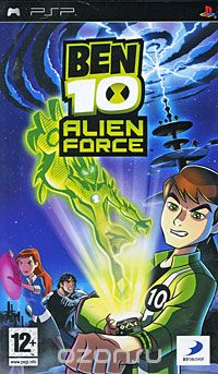 Ben 10: Alien Force (PSP)