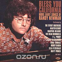 Bless You California. More Early Songs Of Randy Newman