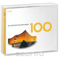 100 Best Berliner Philharmoniker (6 CD)