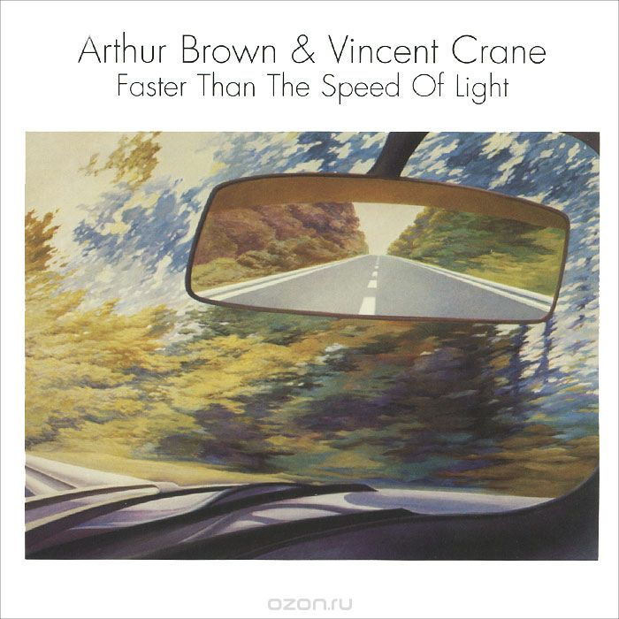 Arthur Brown & Vincent Crane. Faster Than The Speed Of Light