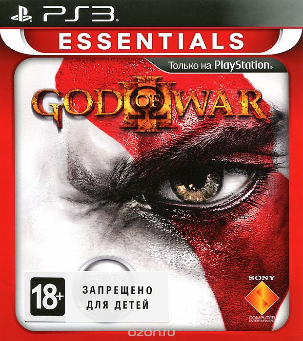 God of War III. Essentials (PS3)