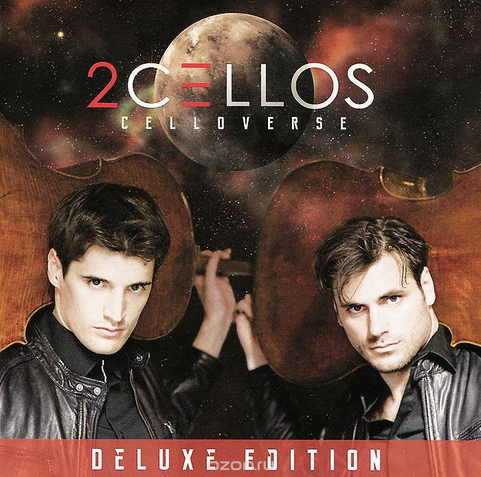 2Cellos. Celloverse (CD + DVD)