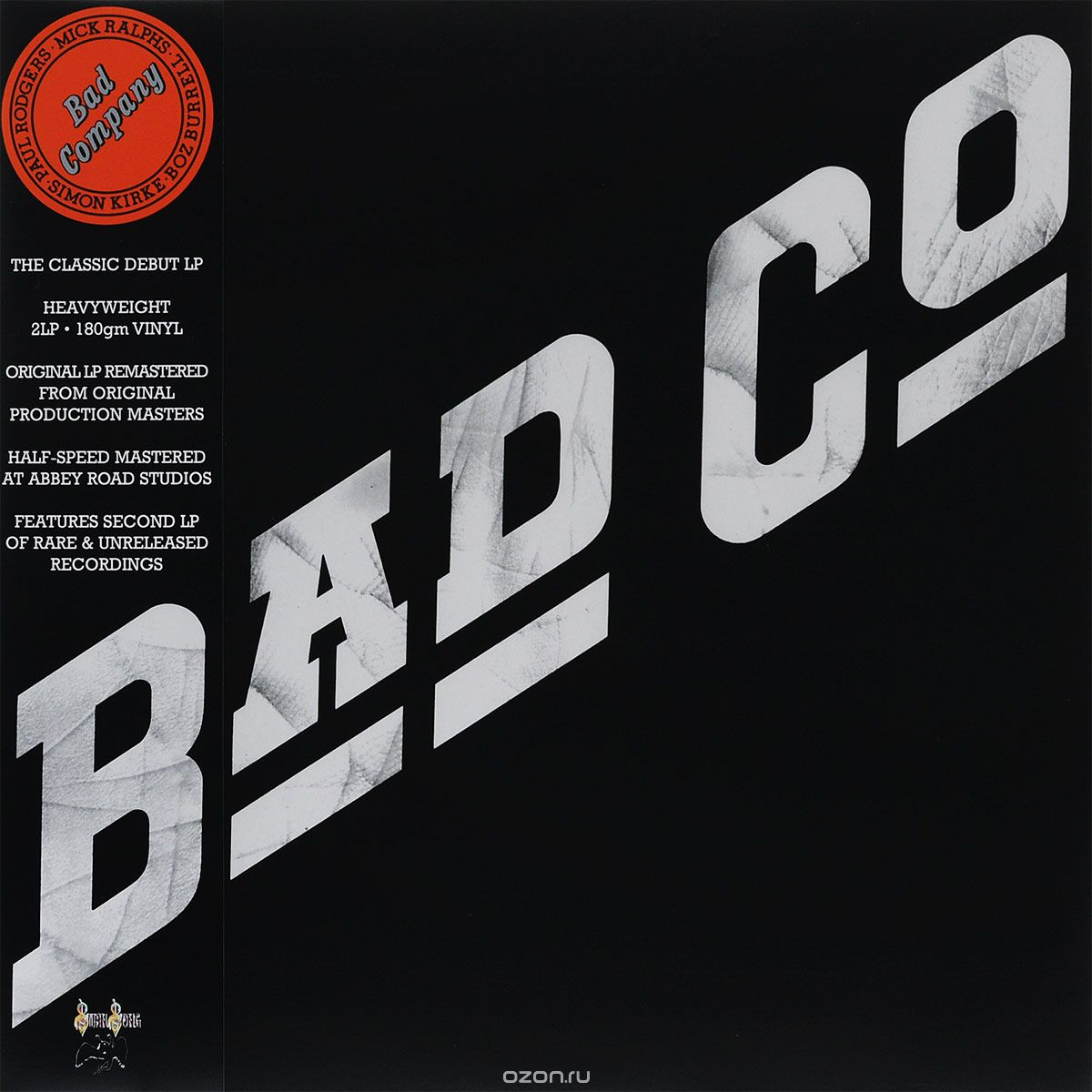Bad Company. Bad Company (2 LP)