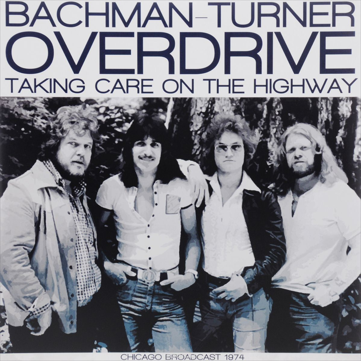 Bachman-Turner Overdrive. Taking Care On The Highway (2 LP)