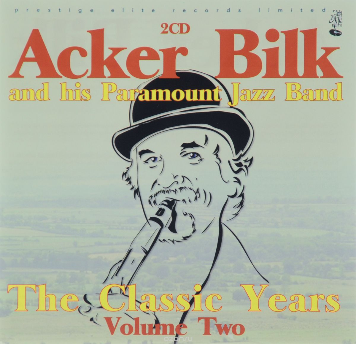 Acker Bilk And His Paramount Jazz Band. Classic Years. Volume Two (2 CD)