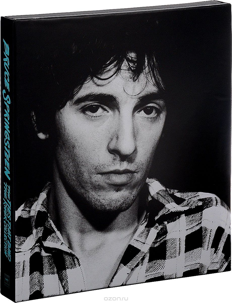 Bruce Springsteen. The Ties That Bind. The River Collection (4 CD + 2 Blu-ray)