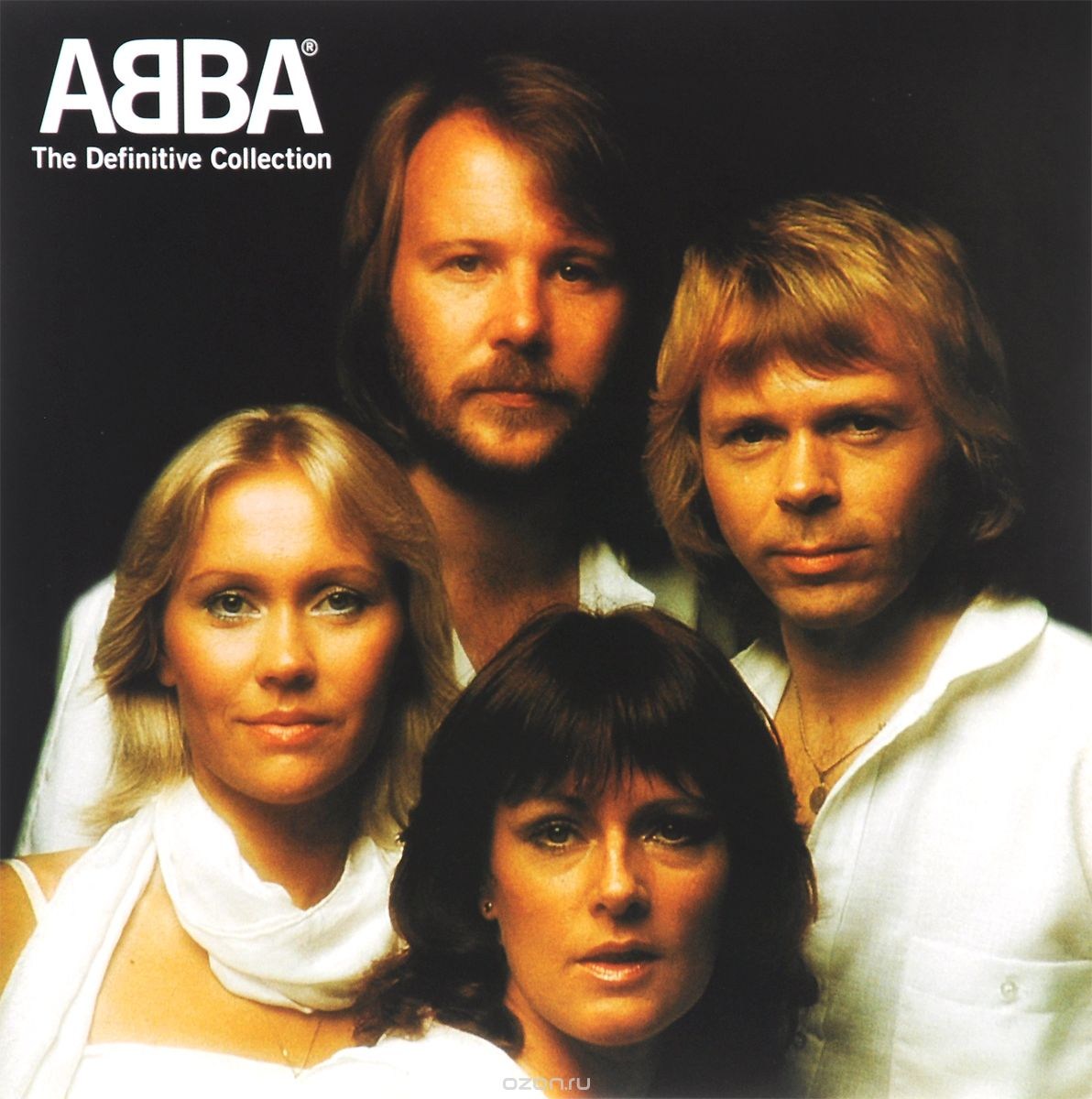 ABBA. The Definitive Collection (2 CD)