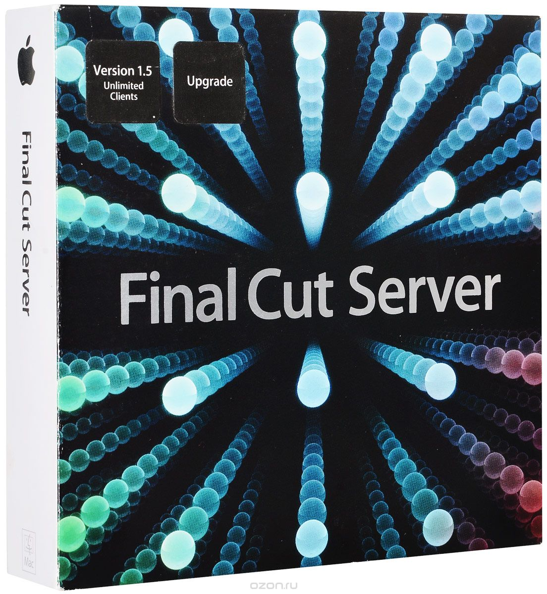 Final Cut Server 1.5. Unlimited Clients Upgrade