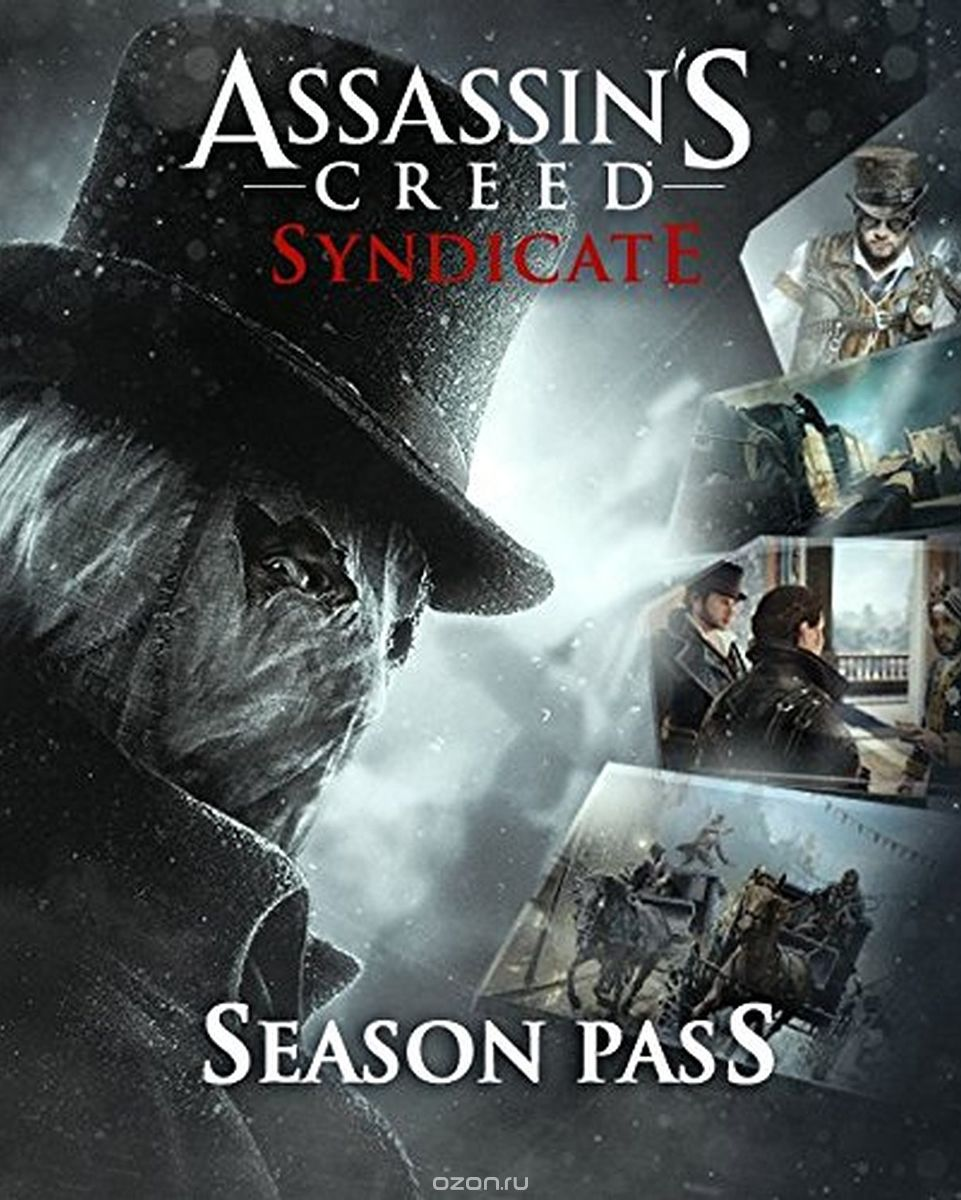 Assassins Creed Syndicate. Season Pass