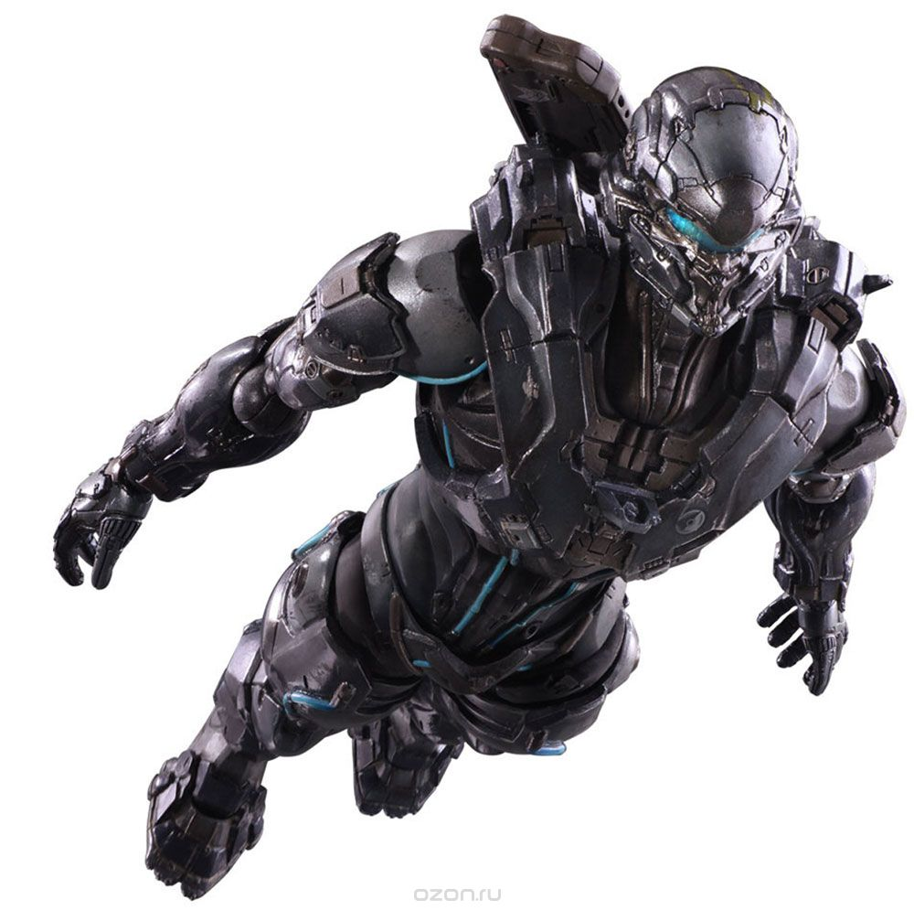 Halo 5 Guardians. 'игурка Play Arts Kai Spartan Locke 27 см