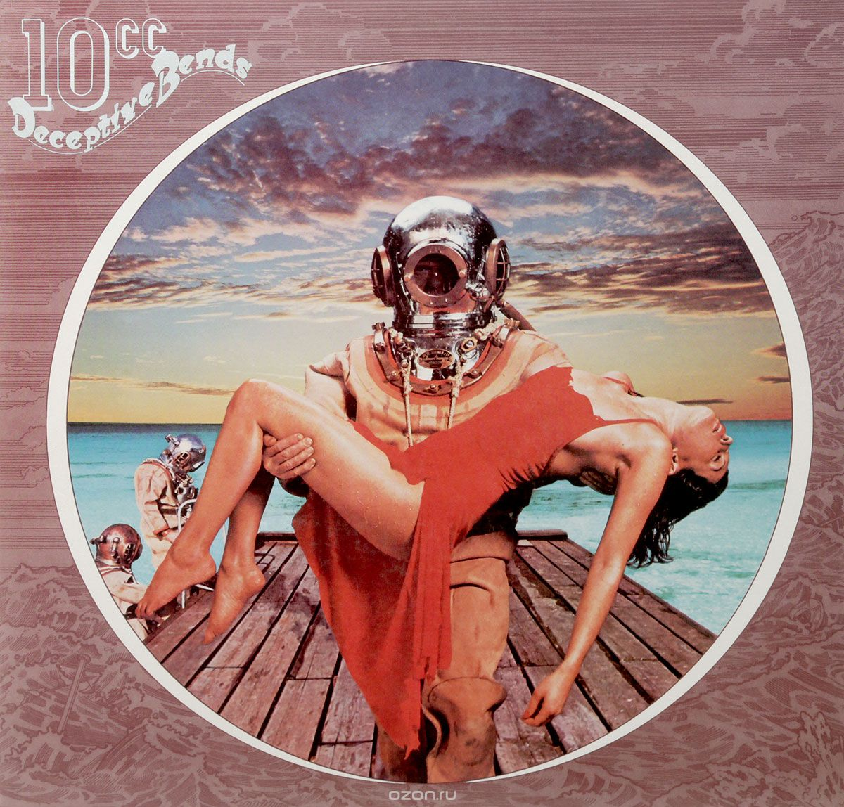 10CC. Deceptive Bends (LP)