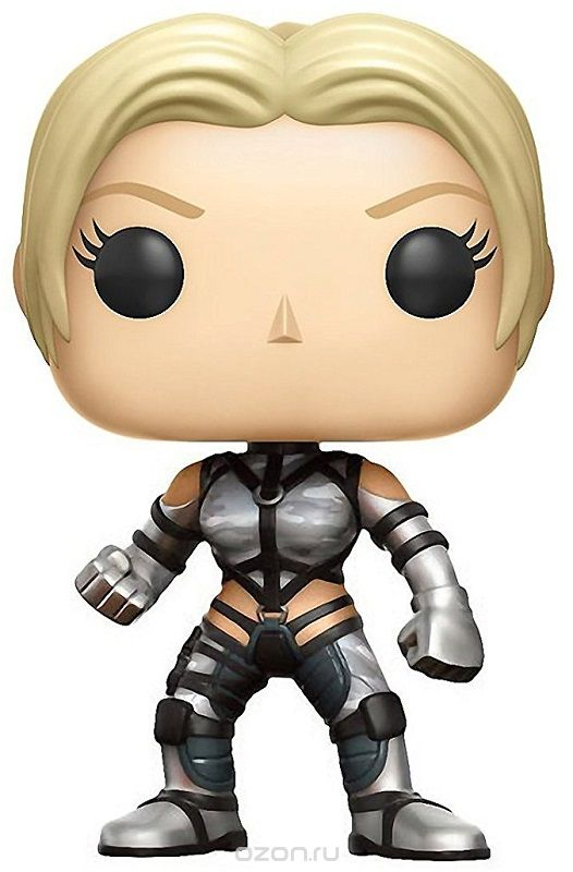 Funko POP! Vinyl 'игурка Tekken: Nina Williams Silver Suit