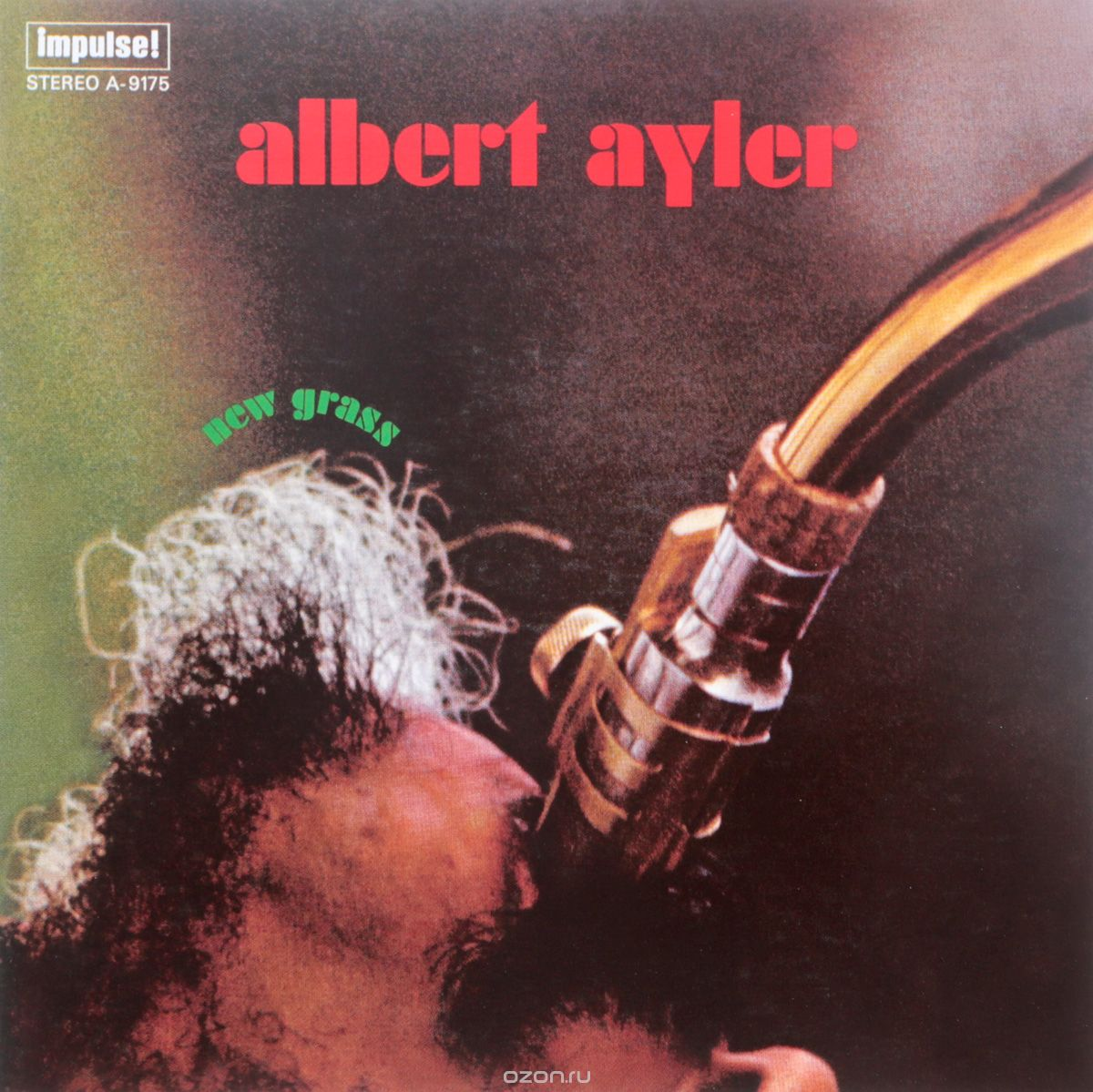Albert Ayler. New Grass