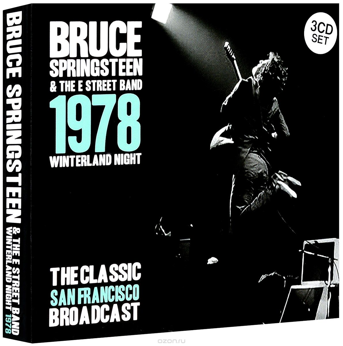 Bruce Springsteen. Winterland Night (3 CD)