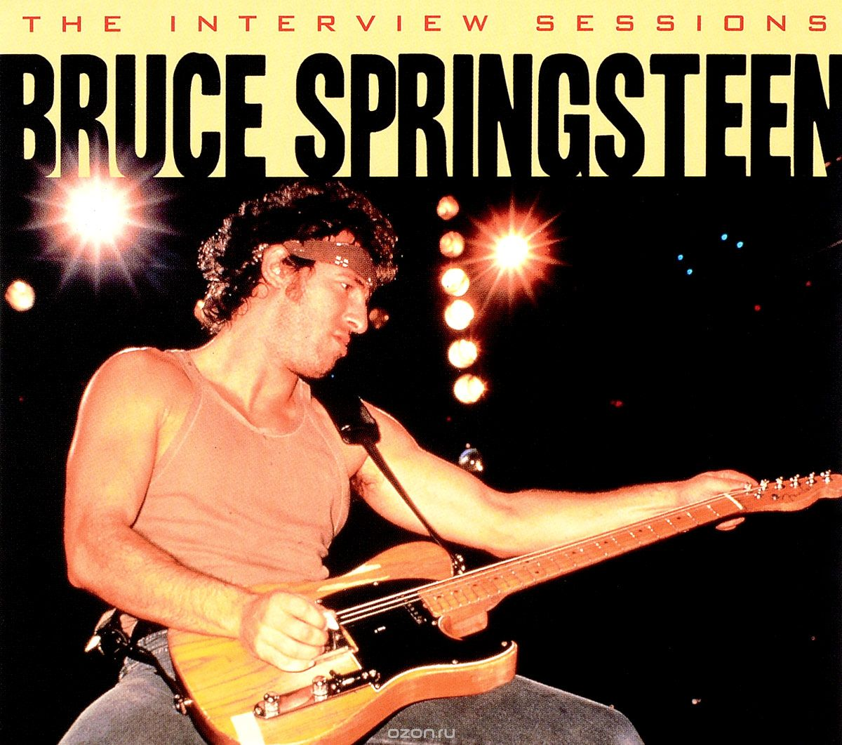 Bruce Springsteen. The Interview Sessions