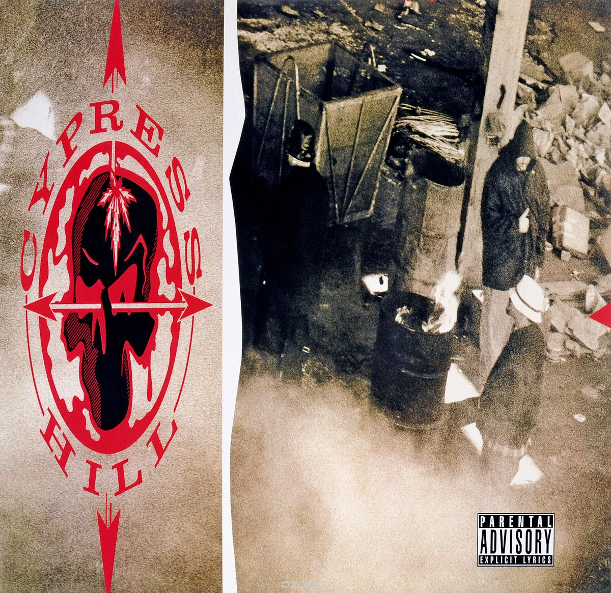 Cypress Hill. Cypress Hill (LP)