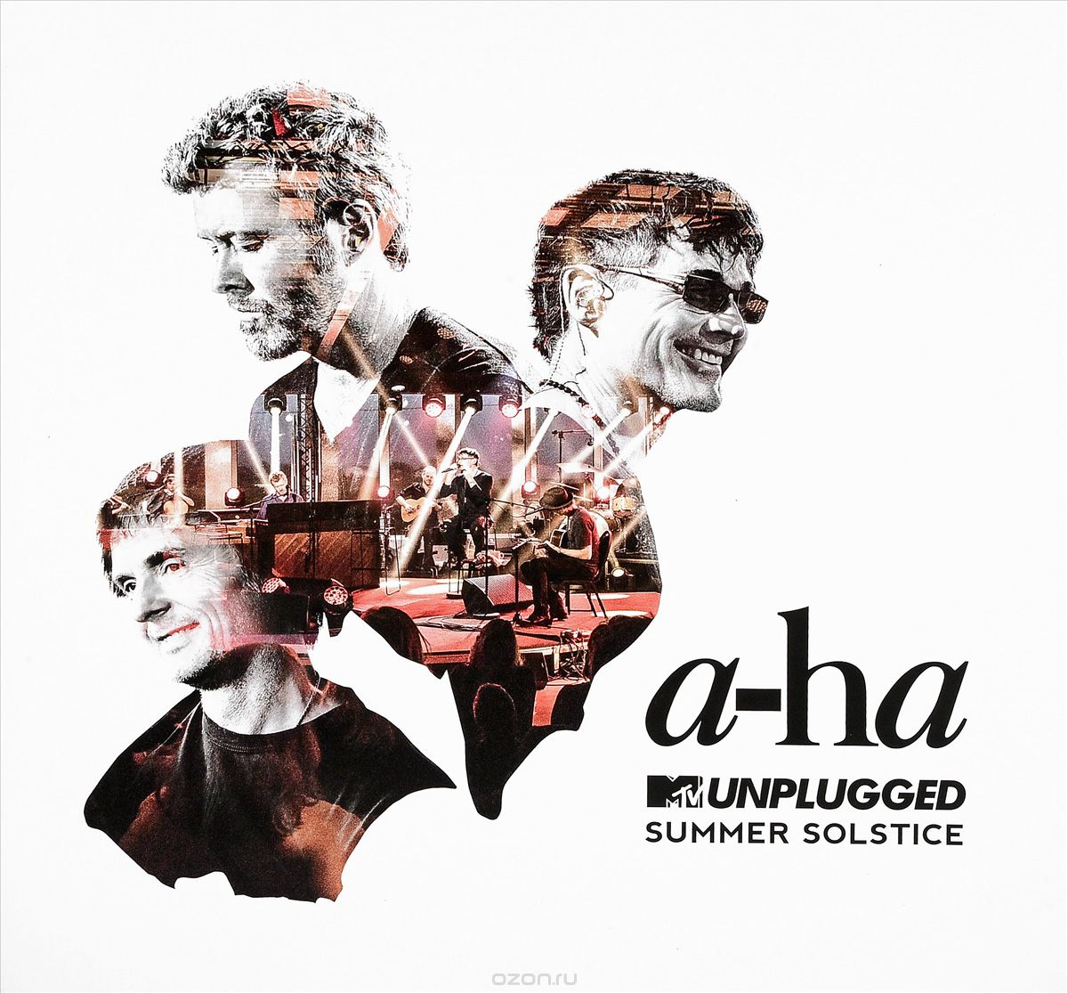 A-ha. MTV Unplugged - Summer Solstice (3 LP)