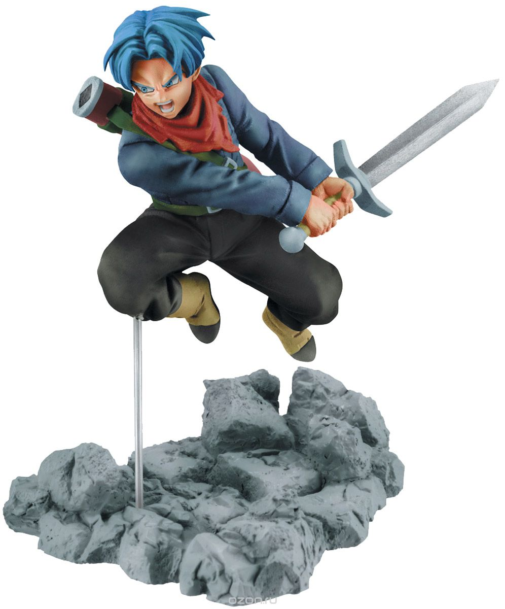 Bandai Фигурка Dball Sup Soul X Soul Fig Trunks 8 см