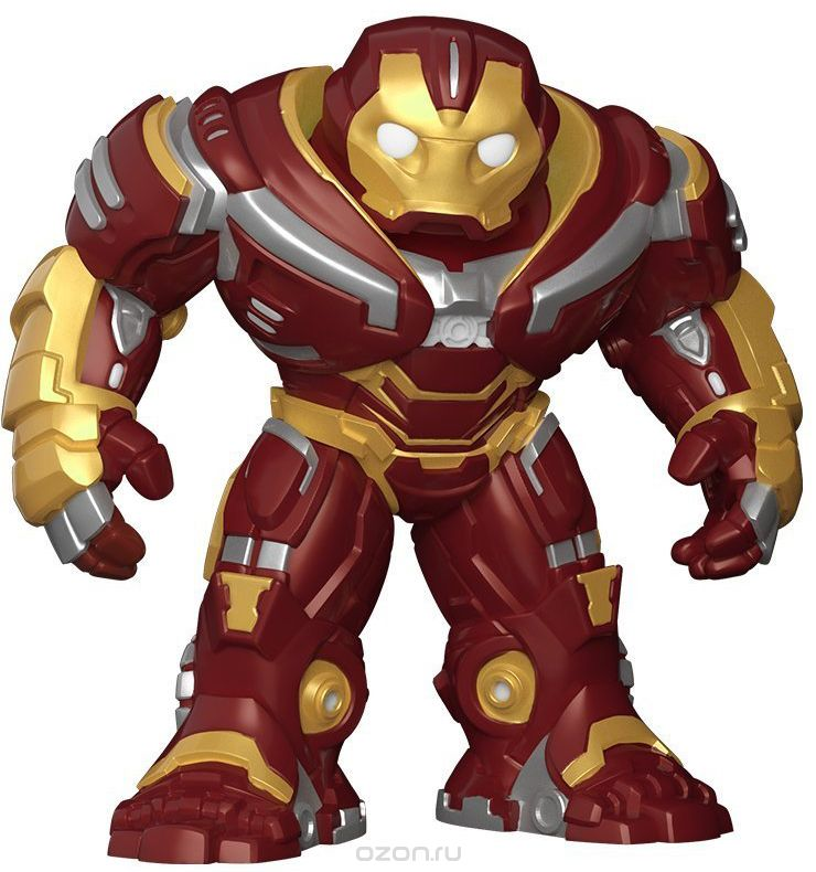 "Funko POP! Bobble 'игурка Marvel Avengers Infinity War 6"" Hulkbuster 26898"
