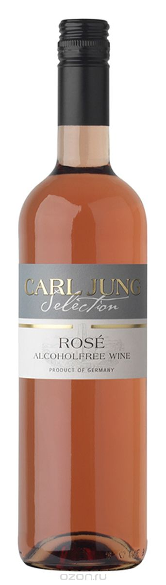 Carl Jung Selection Rose Вино розовое вино, 750 мл