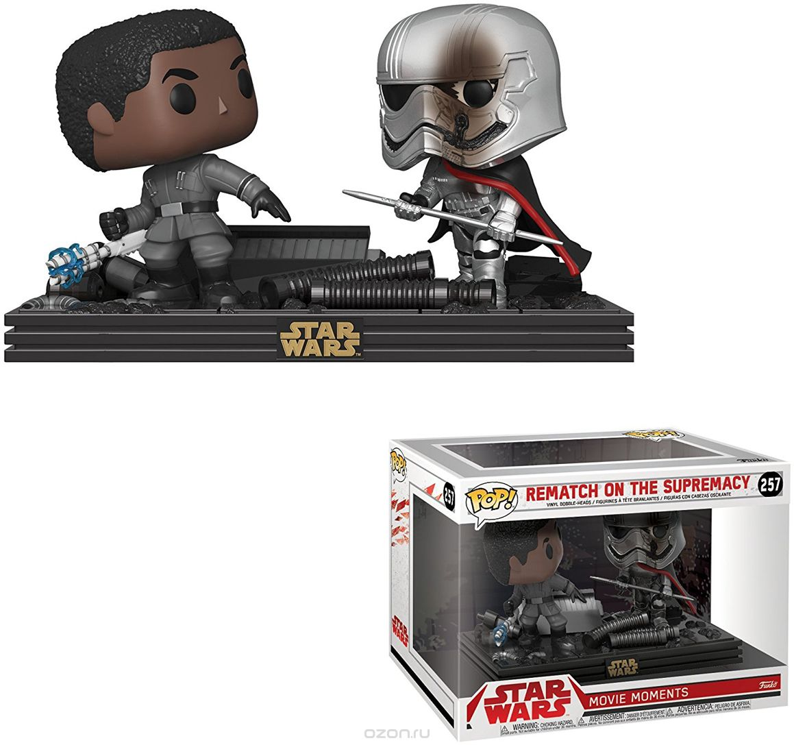 Funko POP! Vinyl 'игурка Star Wars Movie Moments The Last Jedi: Duel