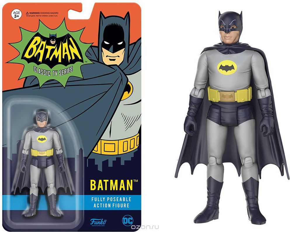Funko Action 'игурка Figures: DC Heroes: Batman 13907