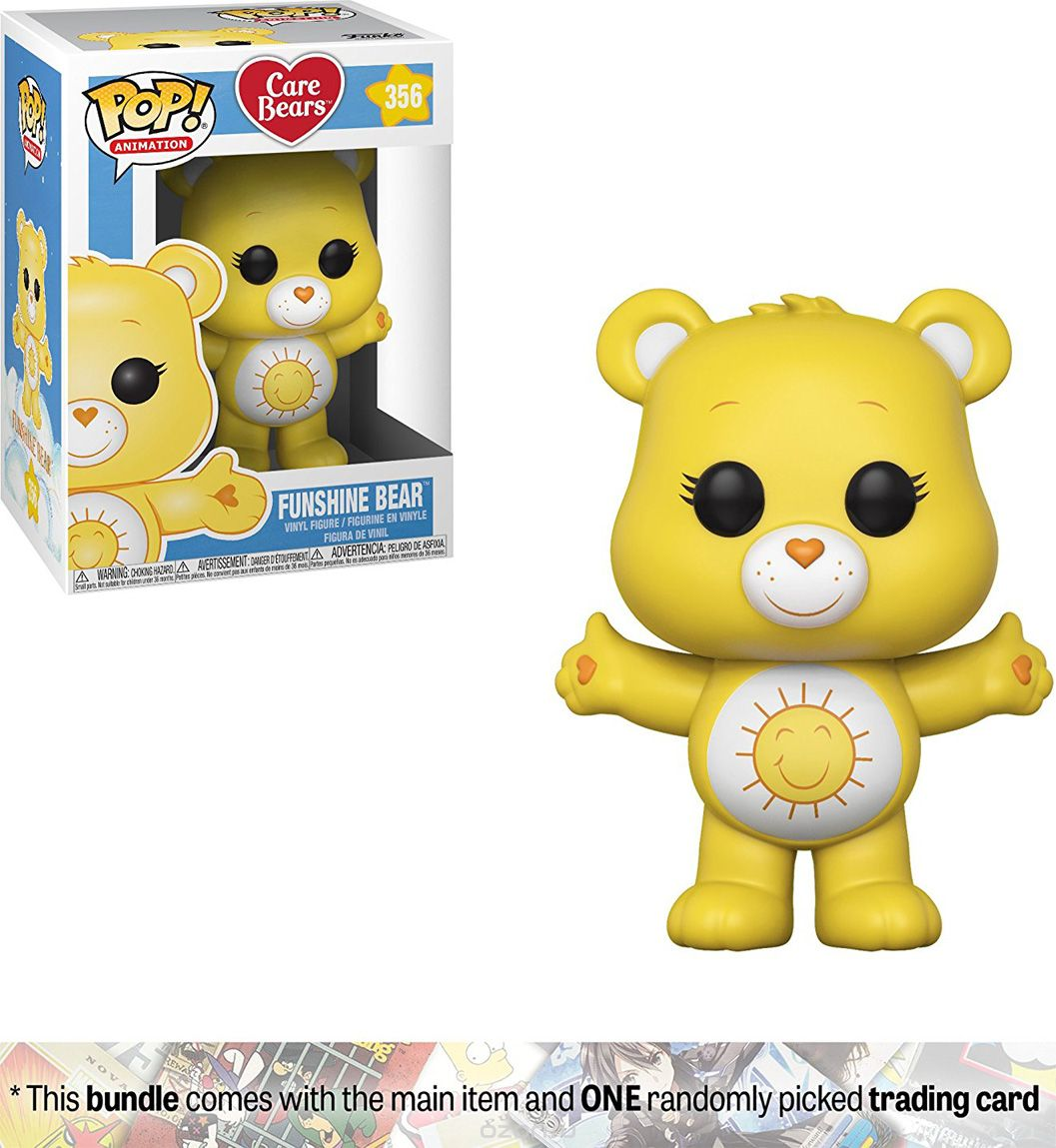 Funko POP! Vinyl Фигурка Care Bears: Funshine Bear Chase 26719