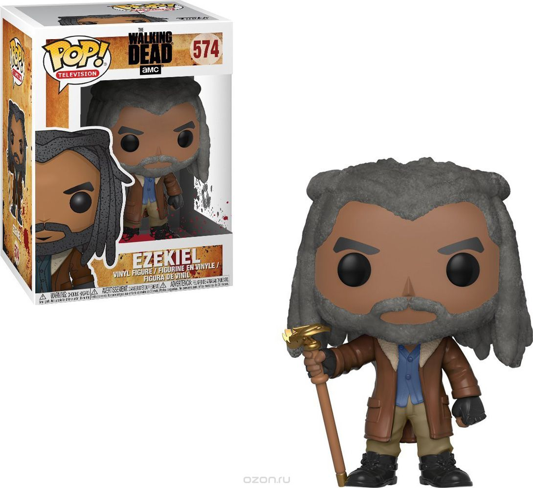 Funko POP! Vinyl Фигурка The Walking Dead: Ezekiel 25202