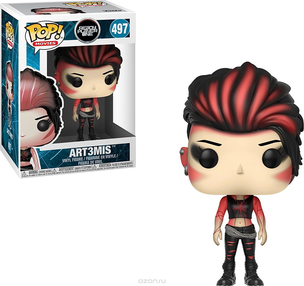 Funko POP! Vinyl Фигурка Ready Player One: Art3mis 22050