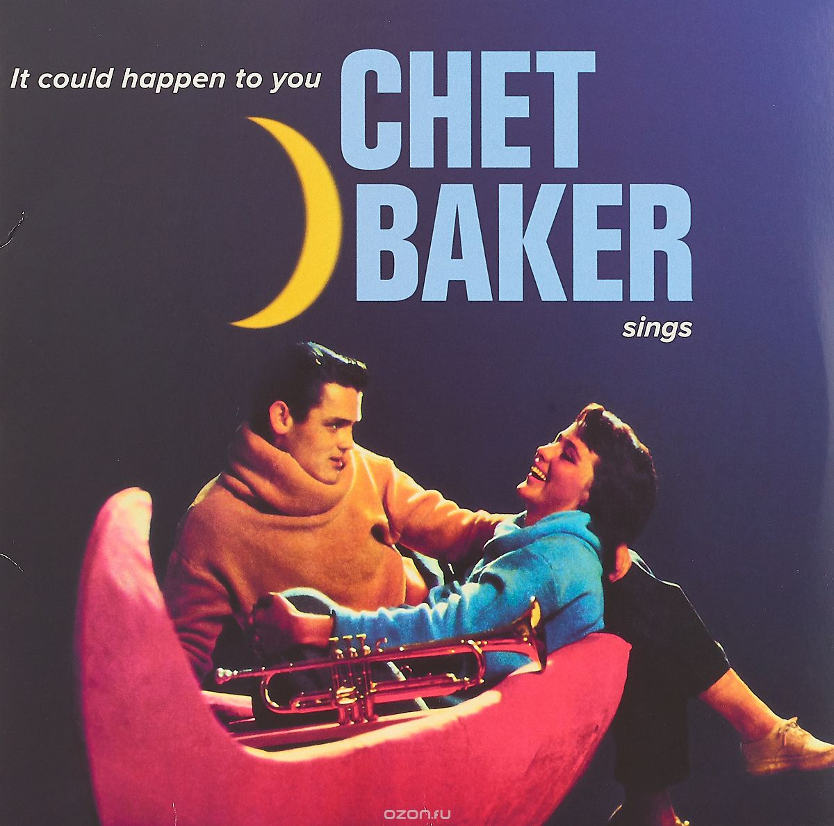 Chet Baker. It Could Happen To You (LP)