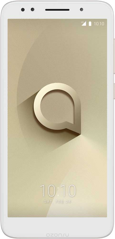 Alcatel 1X 5059D, White Gold